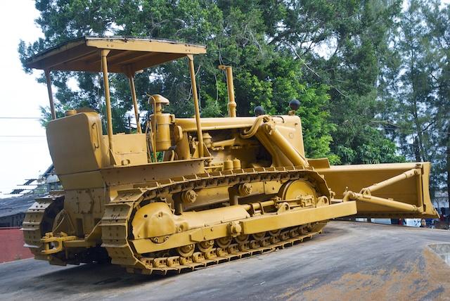 489. Bulldozer