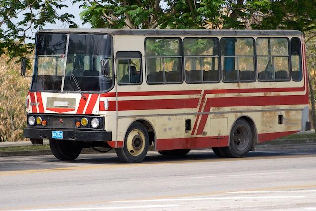 501. Bus