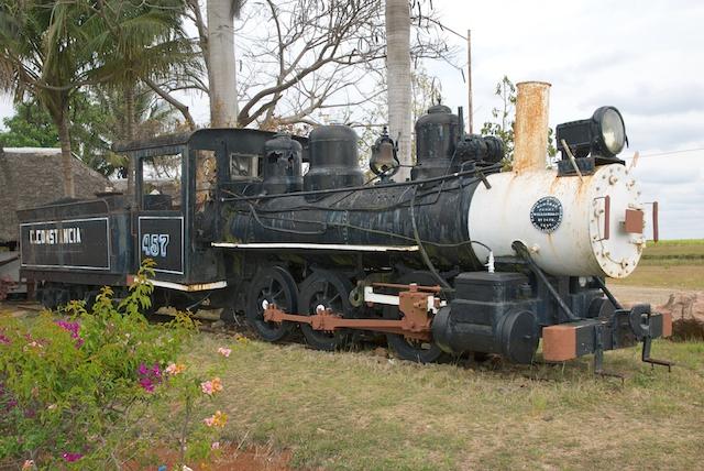 502. Locomotief