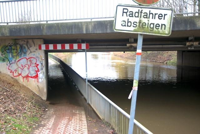 55. Fietstunnel