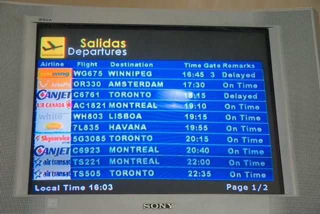 591. Departures