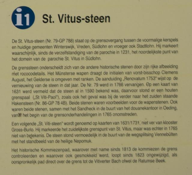 70. St Vitussteen