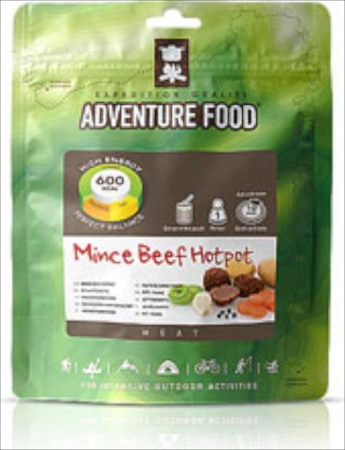 84. Adventure Food