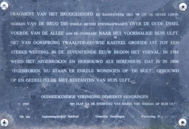 95. Bruggehoofd
