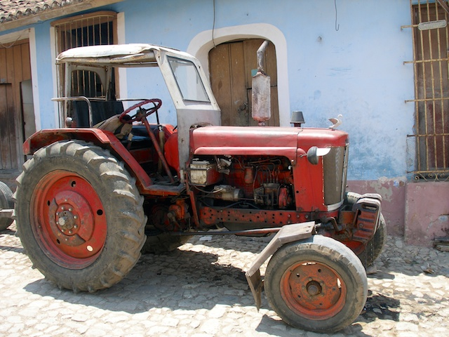 145. Tractor