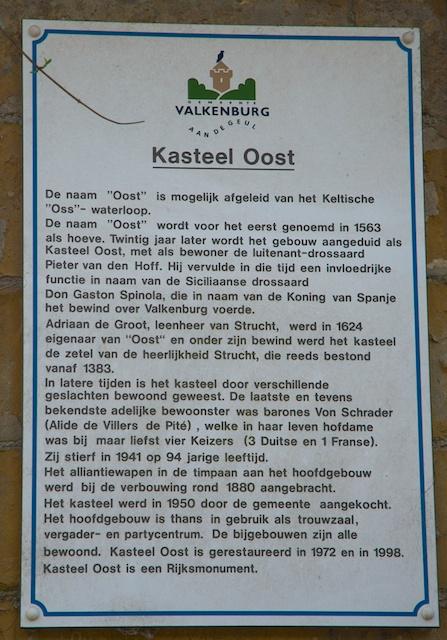 22. Kasteel Oost