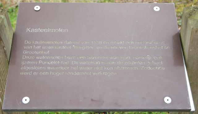 33. Info Kasteelmolen