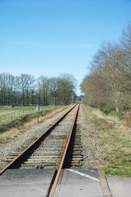 35. Spoorlijn