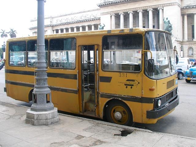 58. Bus