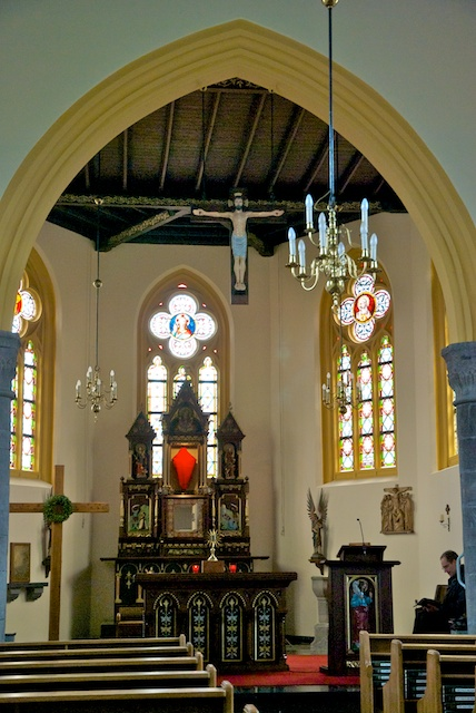 7. Kerk Mesch