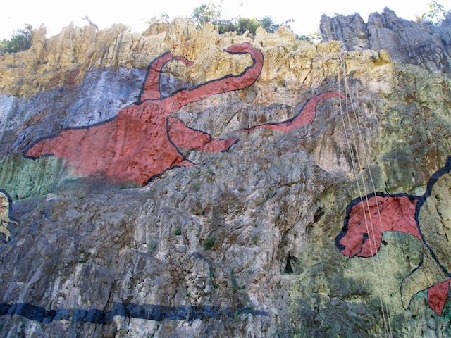 96. Mural