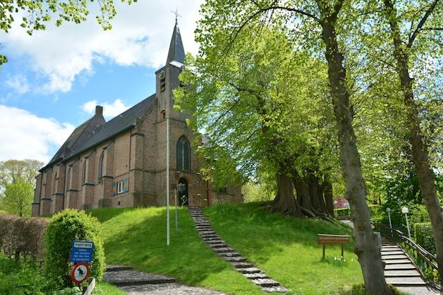 10. Heelsum kerk