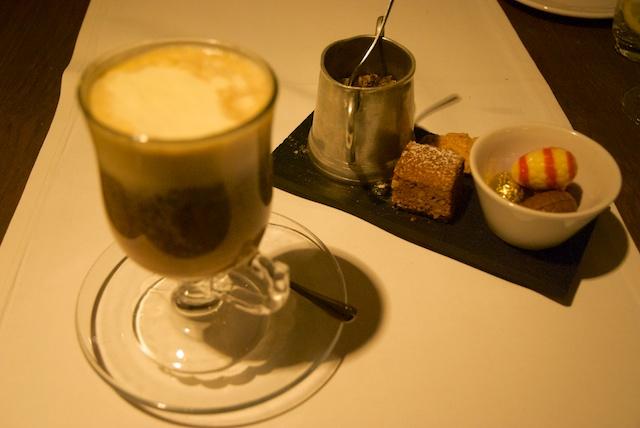 100. Irish Coffe