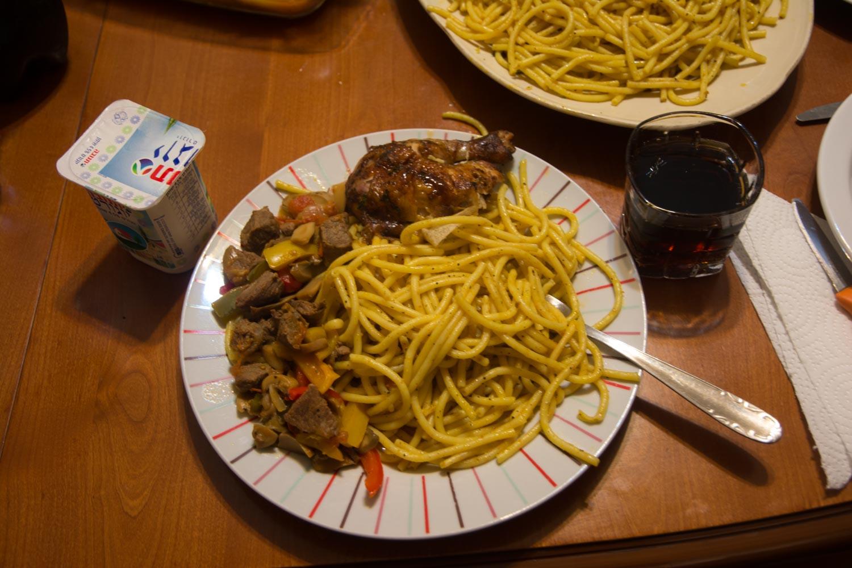 126. Spaghetti
