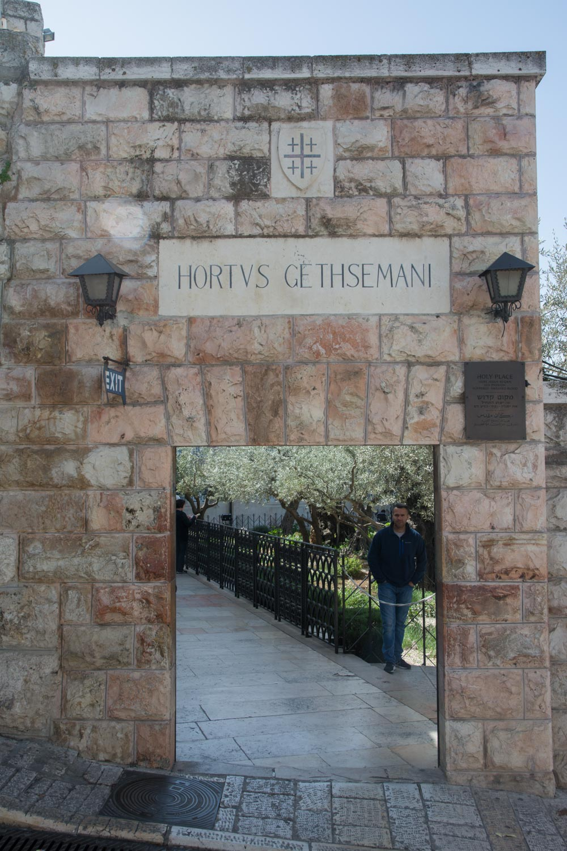 145. Getsemane
