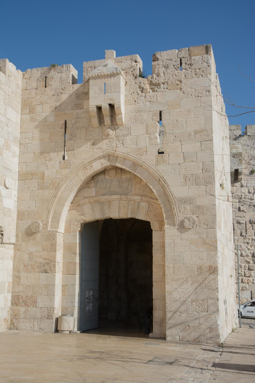 238. Jaffa poort