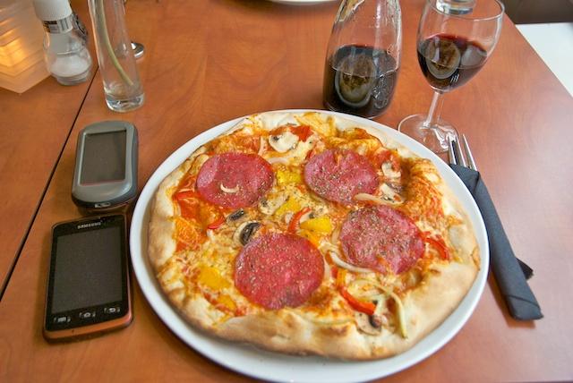 25. Pizza