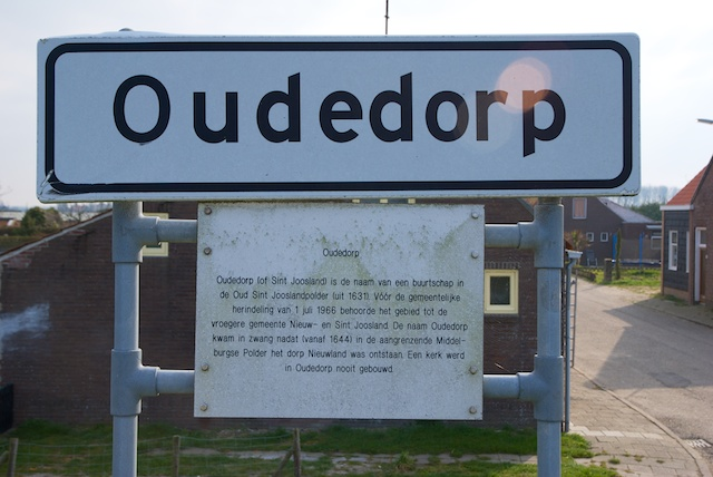 30. Oudedorp