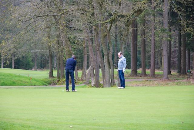 48. Golf
