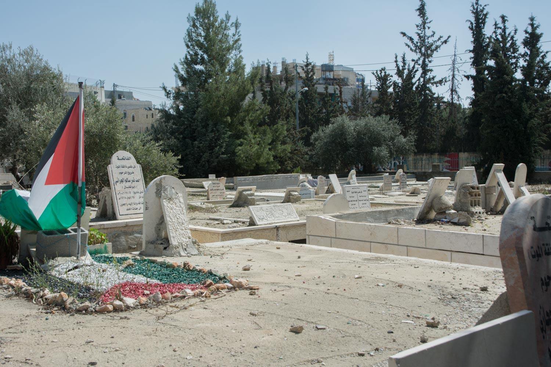 68. Begraafplaats