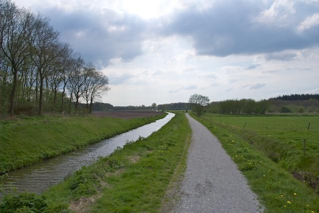 76. Open landschap