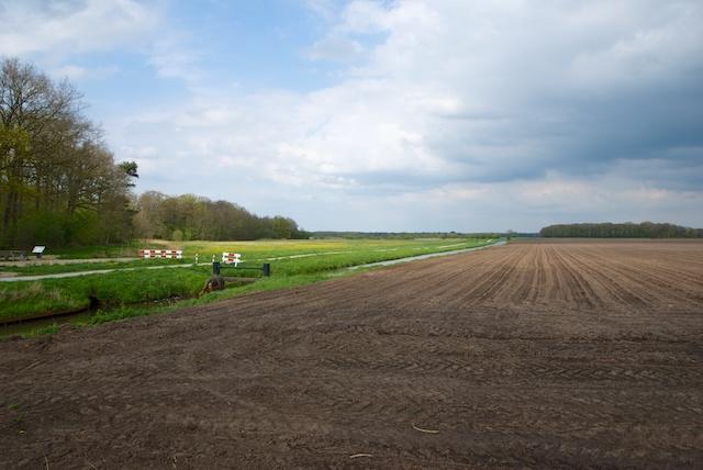 77. Open landschap