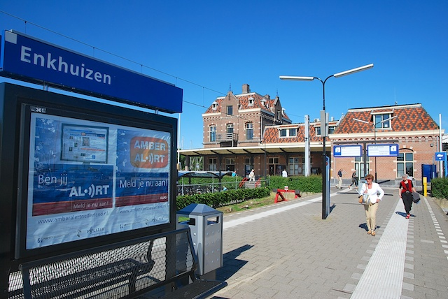 001. Station Enkhuizen