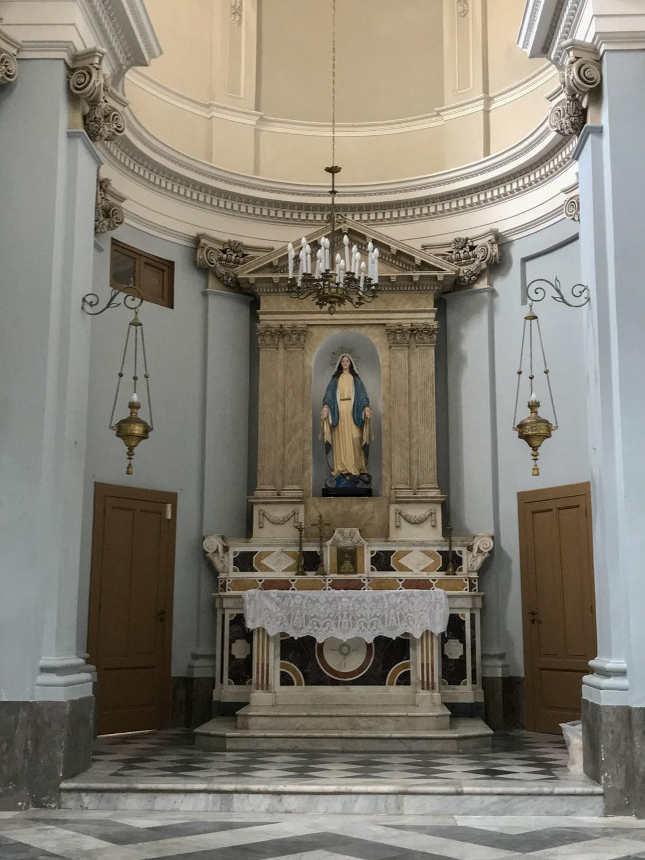 Chapel heuvel daterend