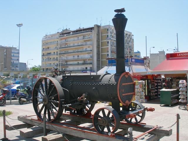354. Locomotief