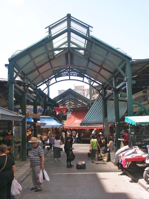 360. Marktingang