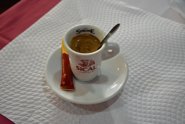390. Espresso