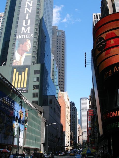 45. Manhattan