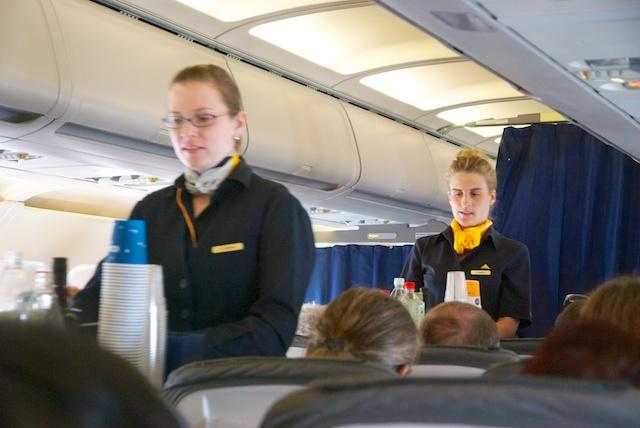 464. Stewardess