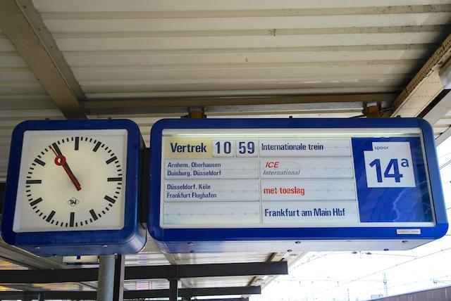 002. Utrecht NS
