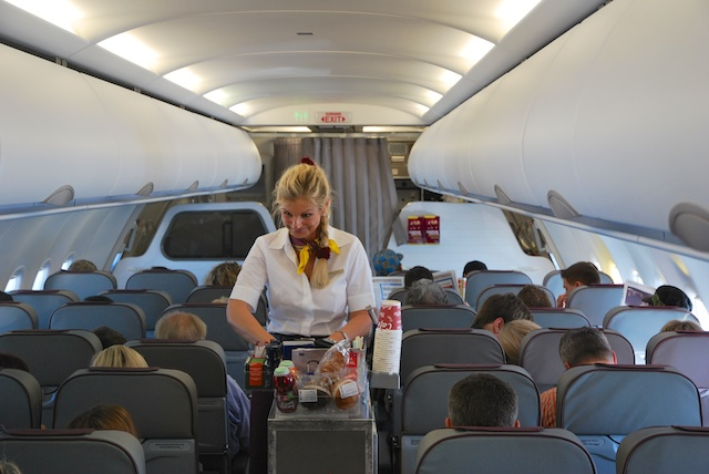 010.Stewardess
