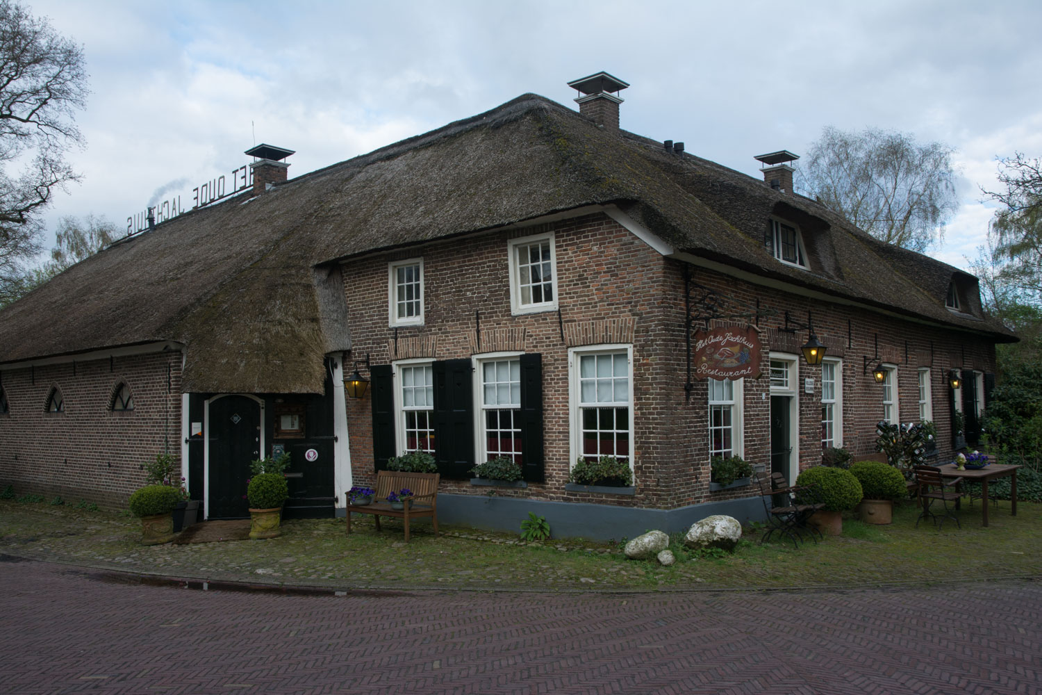 1. Oude Jachthuis