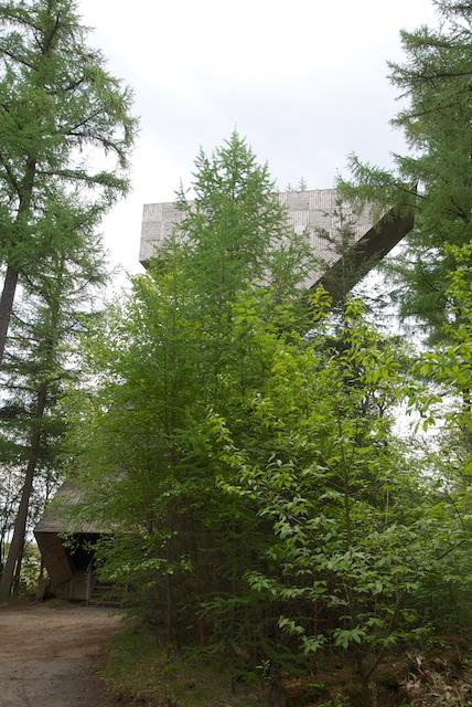 12. Uitkijktoren