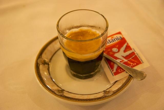 127. Espresso