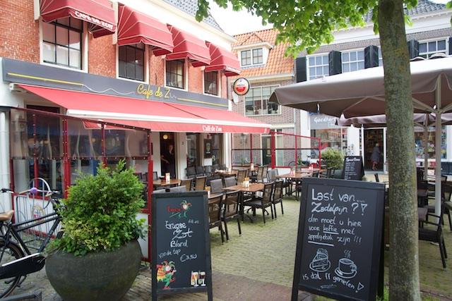 16. Cafe de Zon