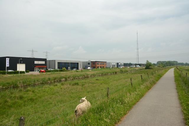16. Industrieterrein