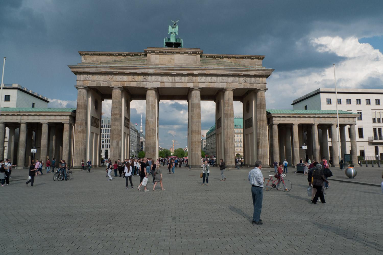 17. Brandenburger Tor