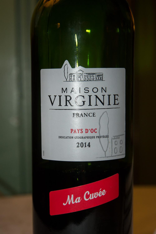 20. Rode wijn