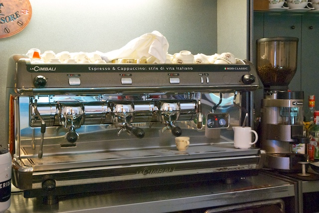216. Espresso
