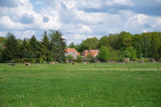 28. Landbouwgebied