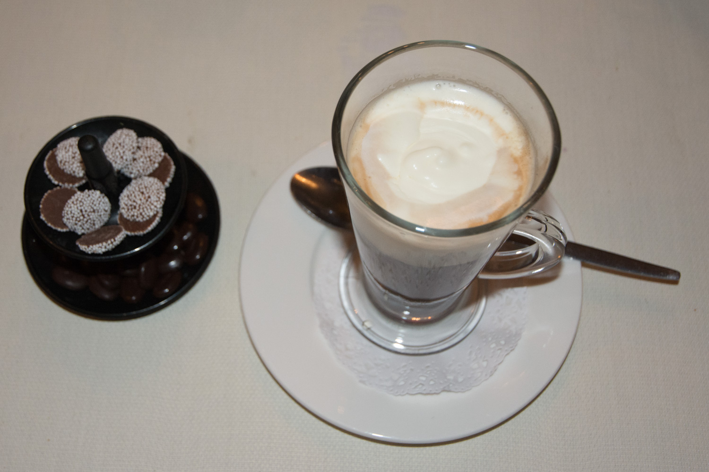 31. Irish koffie