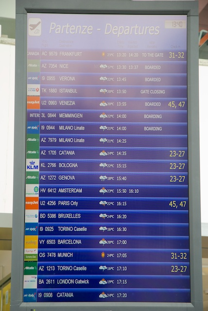 376. Departures