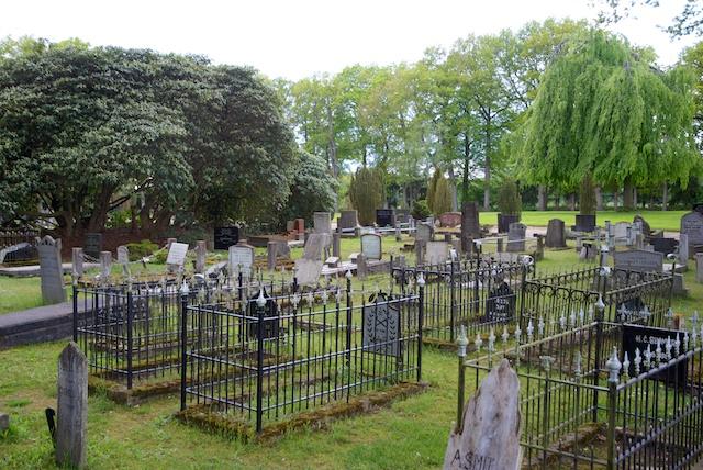44. Begraafplaats