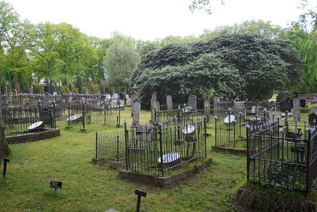 45. Begraafplaats