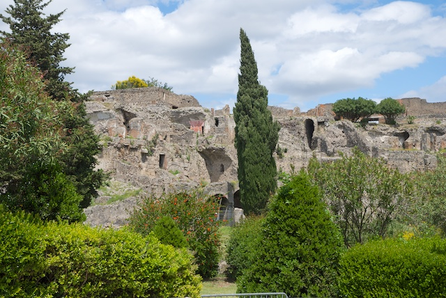 65. Pompeii
