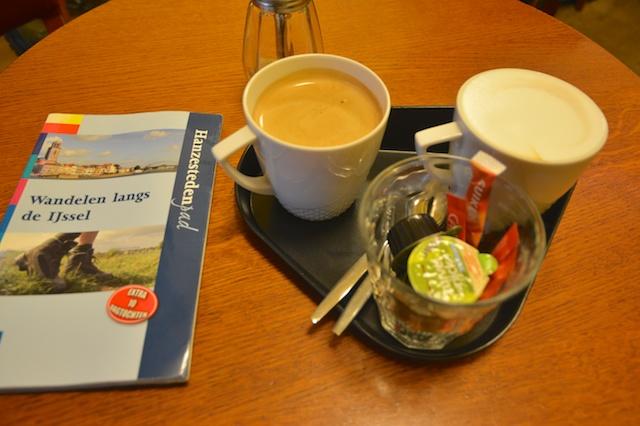 7. Koffie